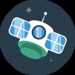 Satellite copy
